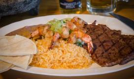 carne asada shrimp